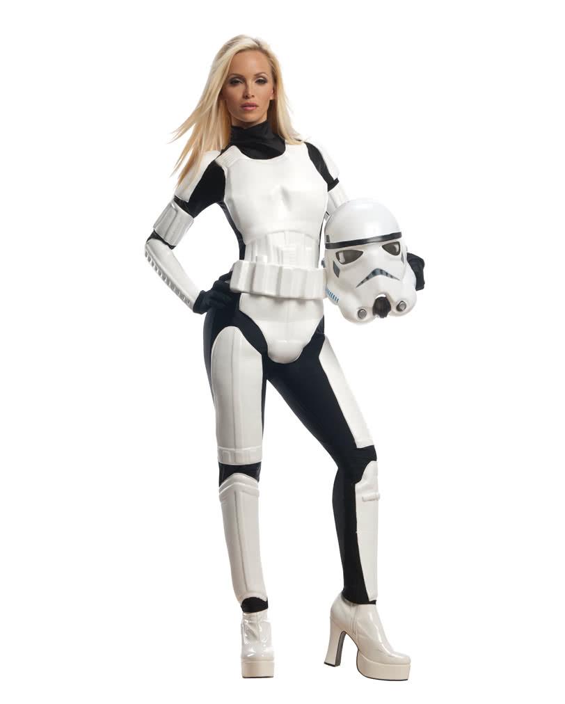 Stormtrooper Damenkostüm Star Wars Kostüme Kaufen Horror Shopcom