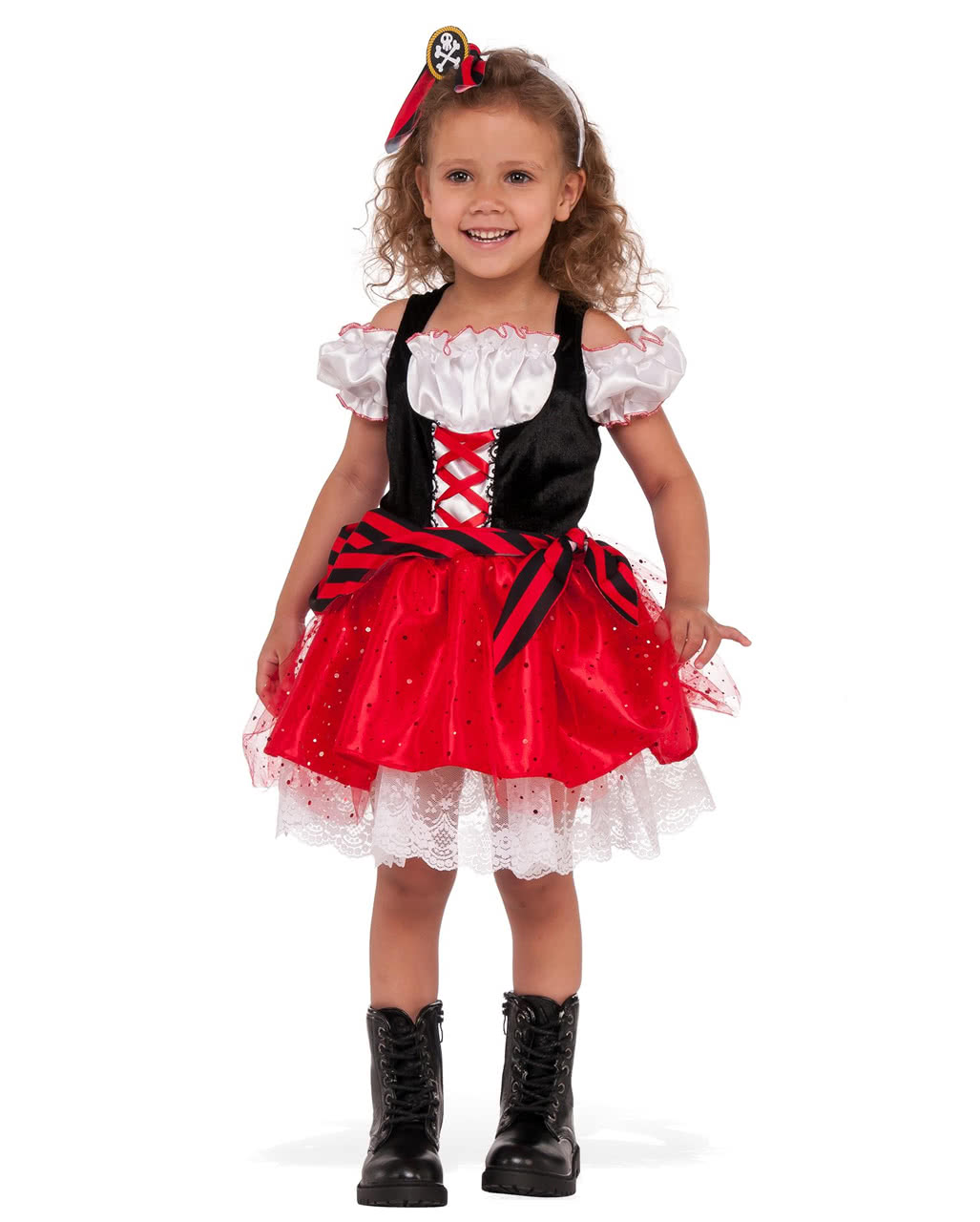 Sweet Pirate Children Costume For Real Adventurers Horror Shop Com