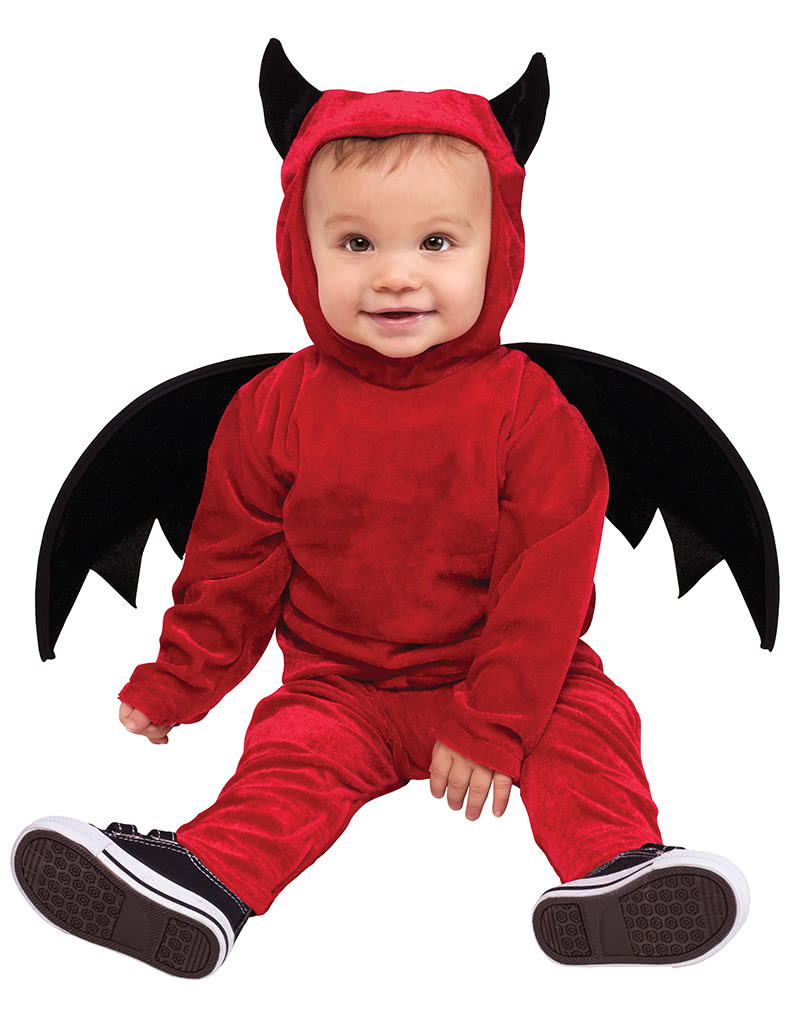 Little Devil Baby Costume For Halloween Horror Shop Com