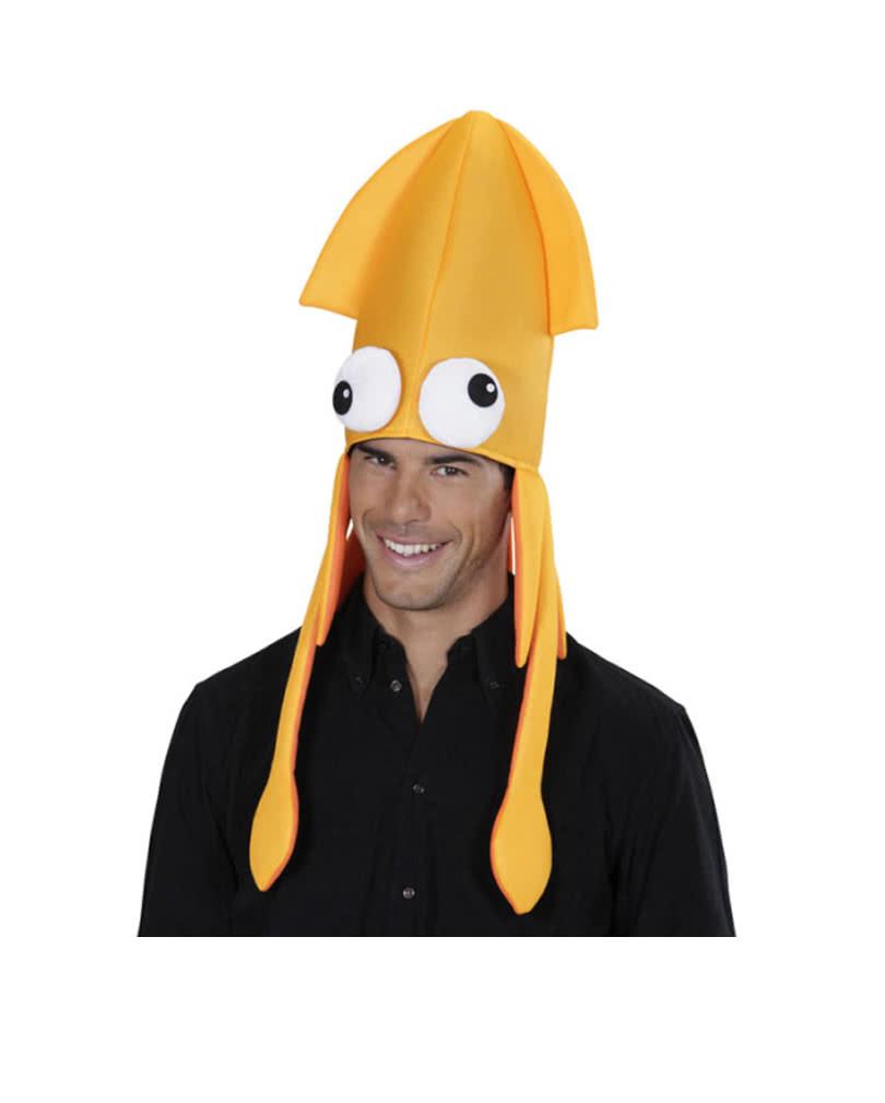 Squid hat orange  77f745c1482