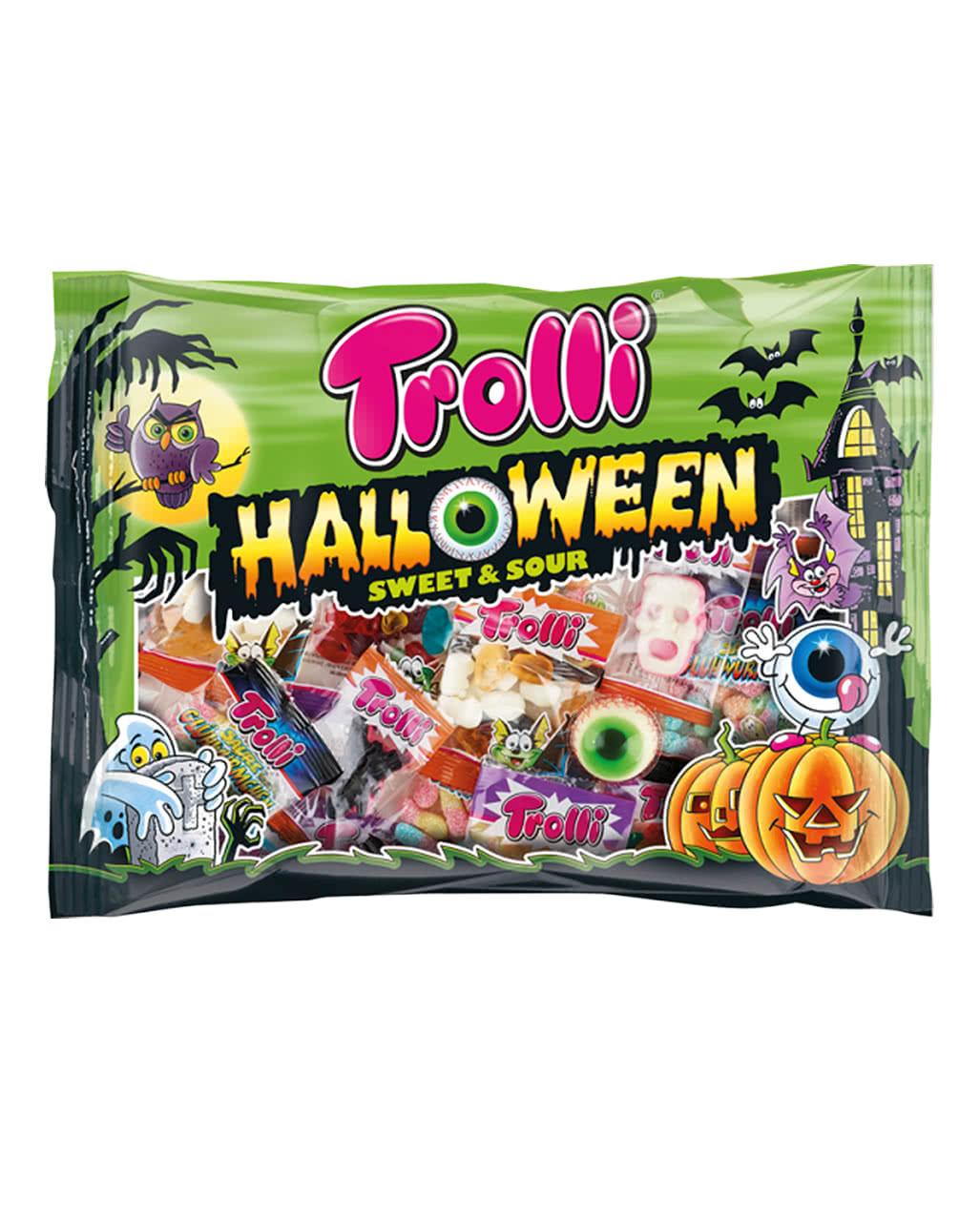 Halloween Sweet & Sour Süßigkeiten Mix Halloween Süßwaren | Horror ...