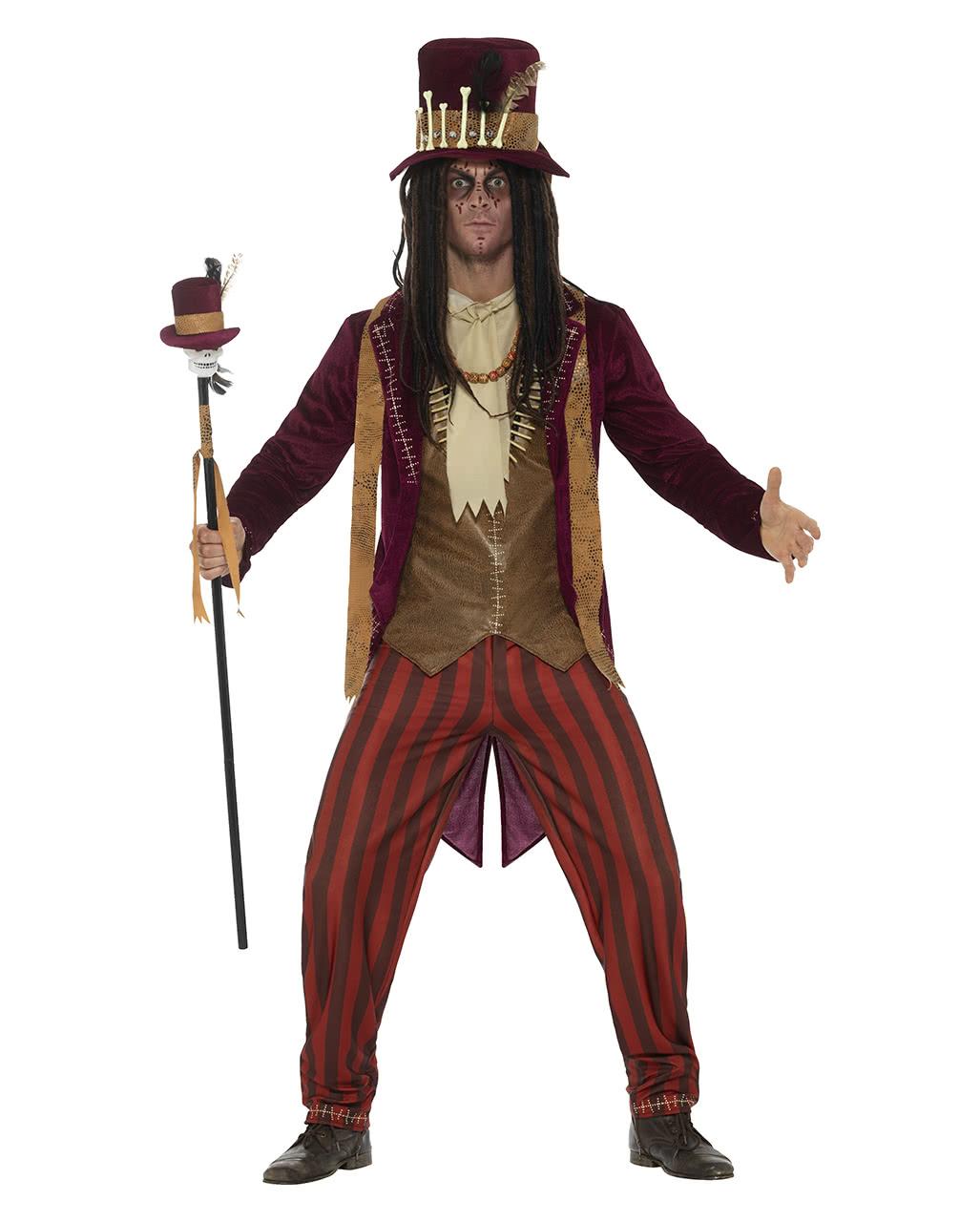 Voodoo Zombie Costume