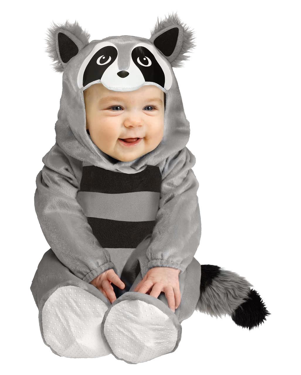 Waschbar Babykostum Fur Fasching Horror Shop Com