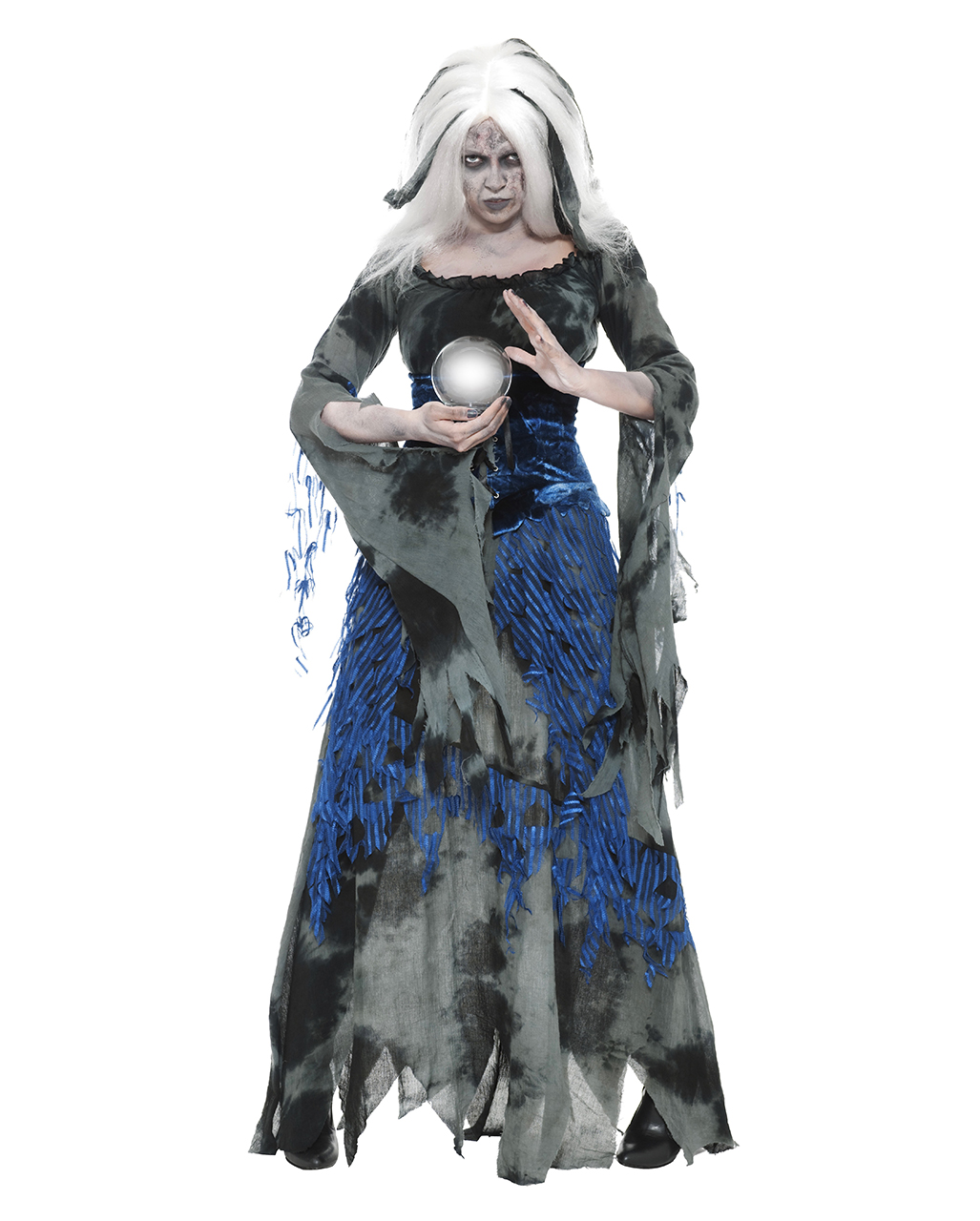 Fortune Teller Costume ...  sc 1 st  Horror-Shop.com & Fortune Teller Costume | Zombie Costume for Halloween | horror-shop.com