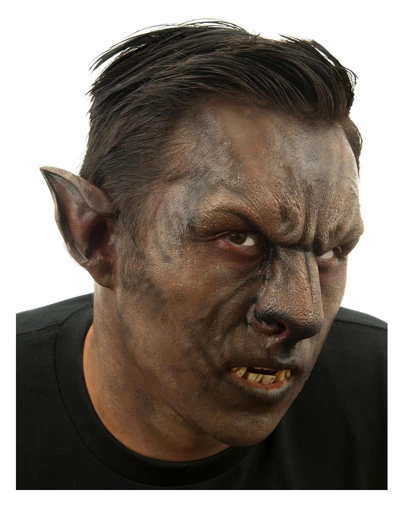Wolfs Ohren Aus Latex Wolf Make Up Selbst Schminken Horror Shop Com