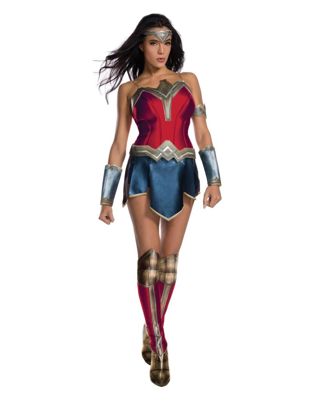 33f8d961 Wonder Woman Damenkostüm Justice League to buy | horror-shop.com