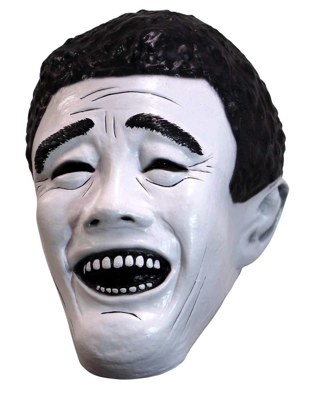 yao ming basketball mask internet meme mask