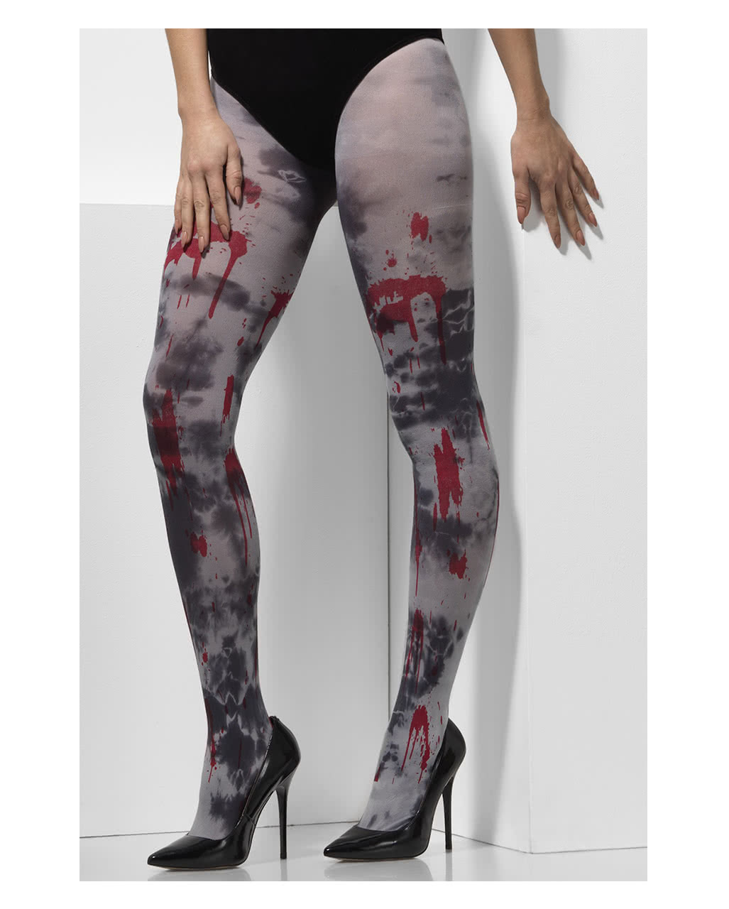 171682e5b Zombie Pantyhose With Blood For the Halloween costume