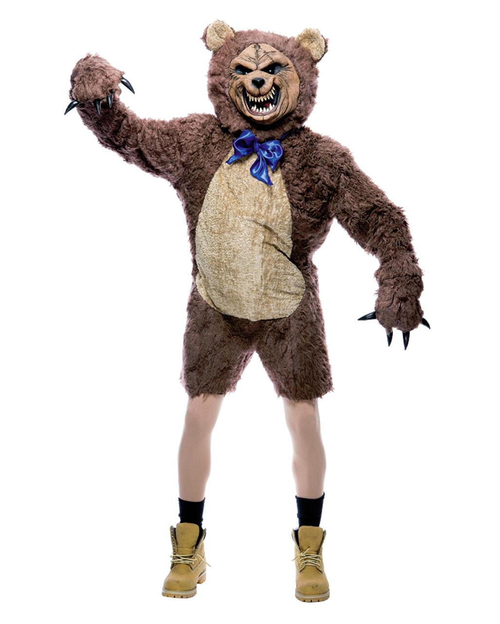 sc 1 st  Horror-Shop.com & Zombie Teddy Bear Costume For Halloween | horror-shop.com
