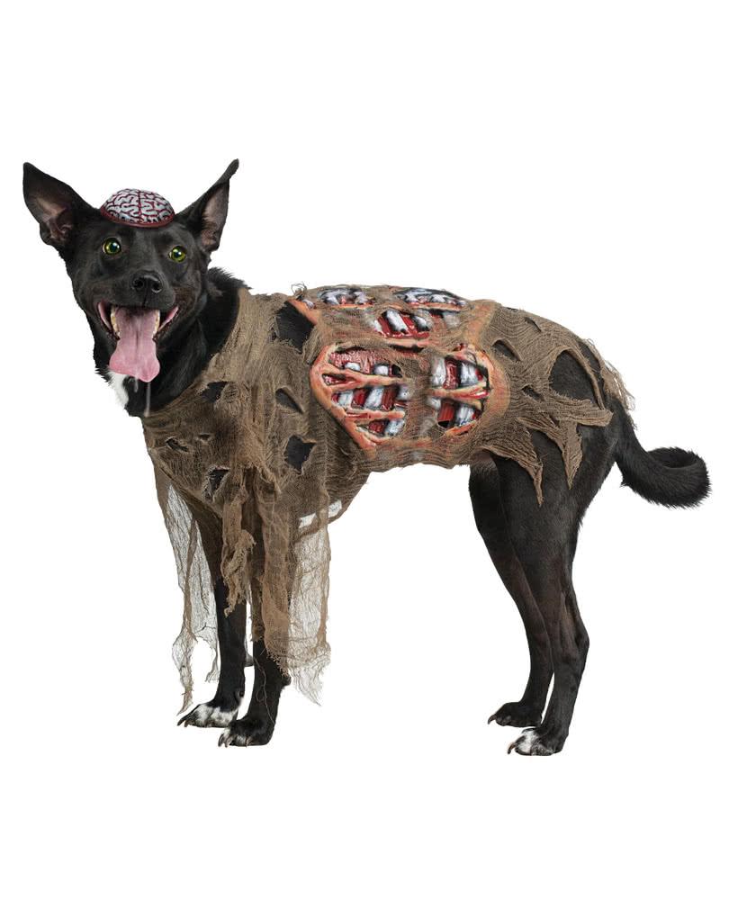 Zombie Hundekostum Zombie Verkleidung Fur Hunde Horror Shop Com