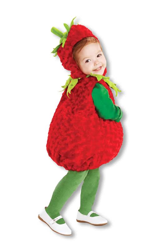 sugar sweet strawberry baby costume - Strawberry Halloween Costume Baby