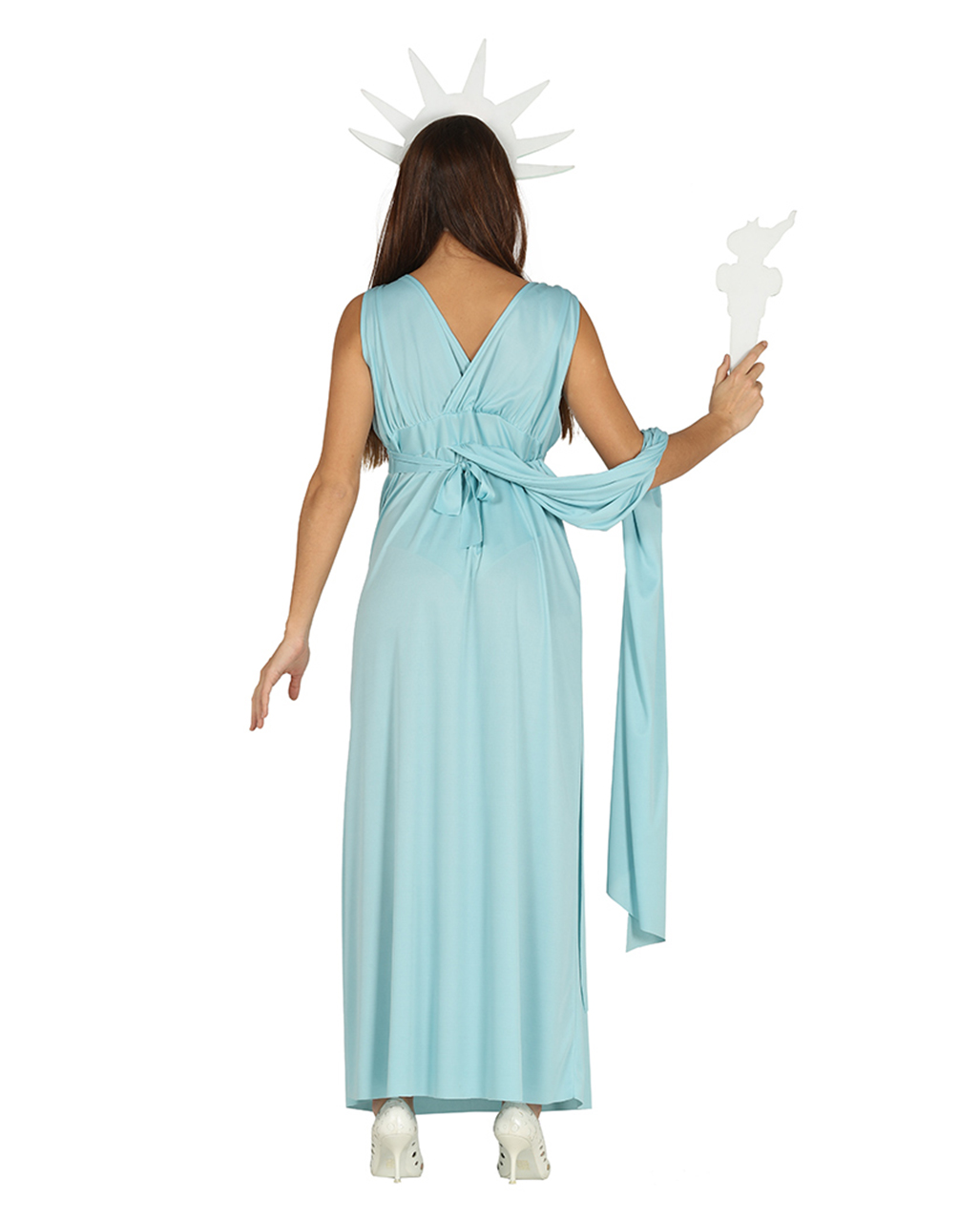 Statue Of Liberty Costume for Mottoparty   horror-shop.com