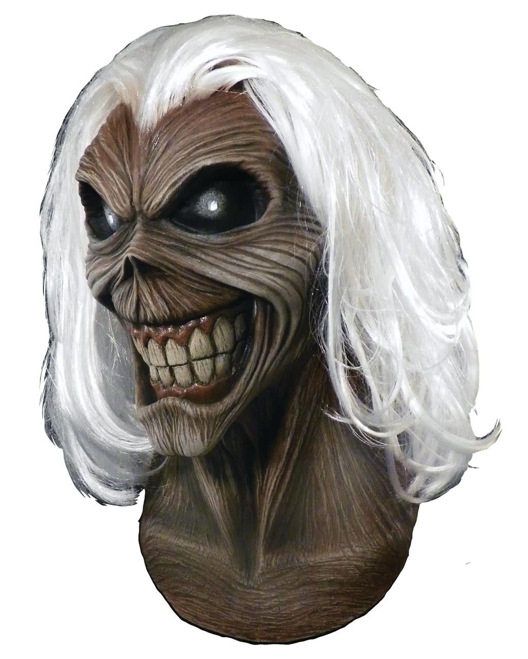 Iron Maiden Killers Maske Horrormaske Fur Heavy Metal Fans Horror