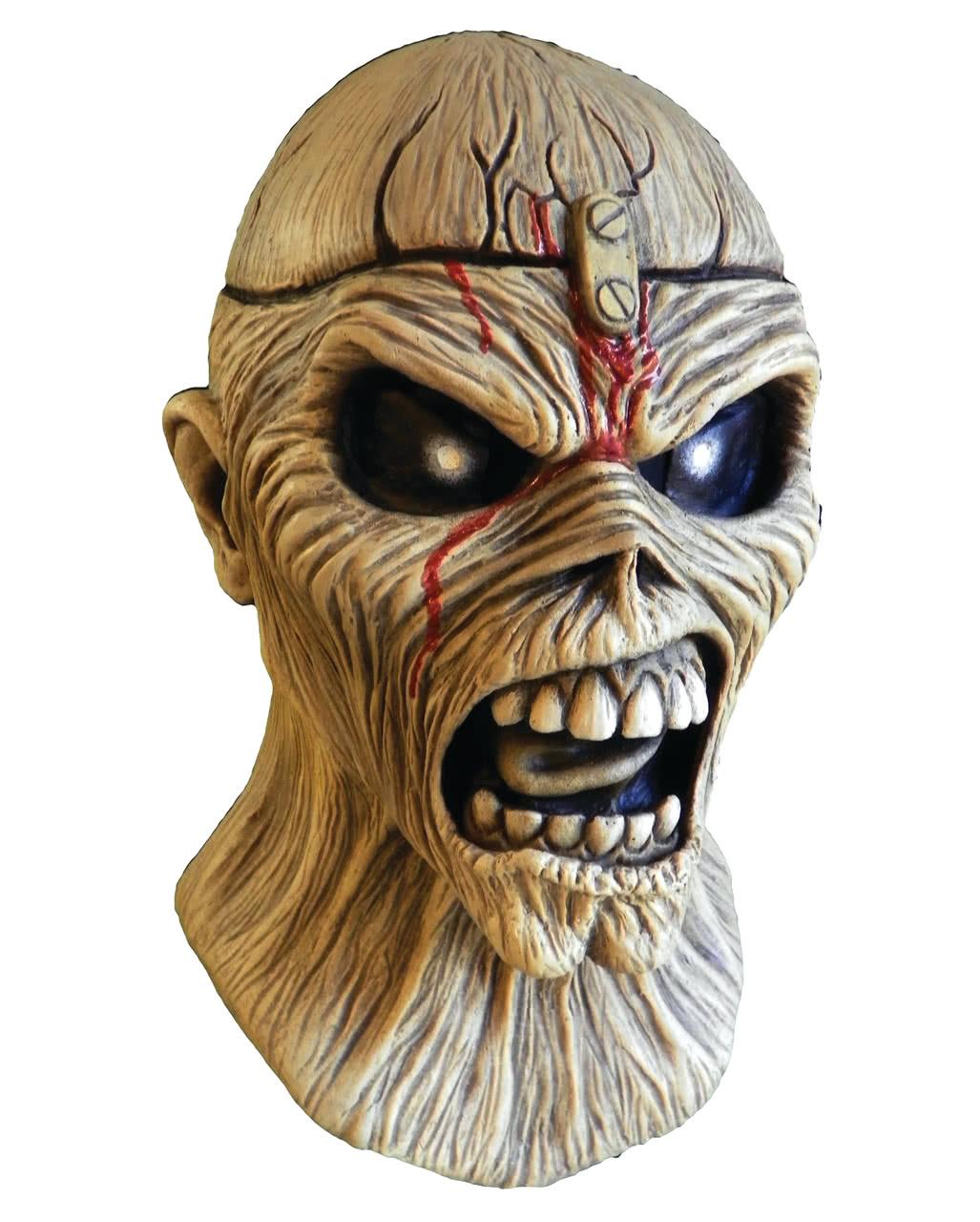 Iron Maiden Piece Of Mind Maske Horrormaske Horror Shop Com