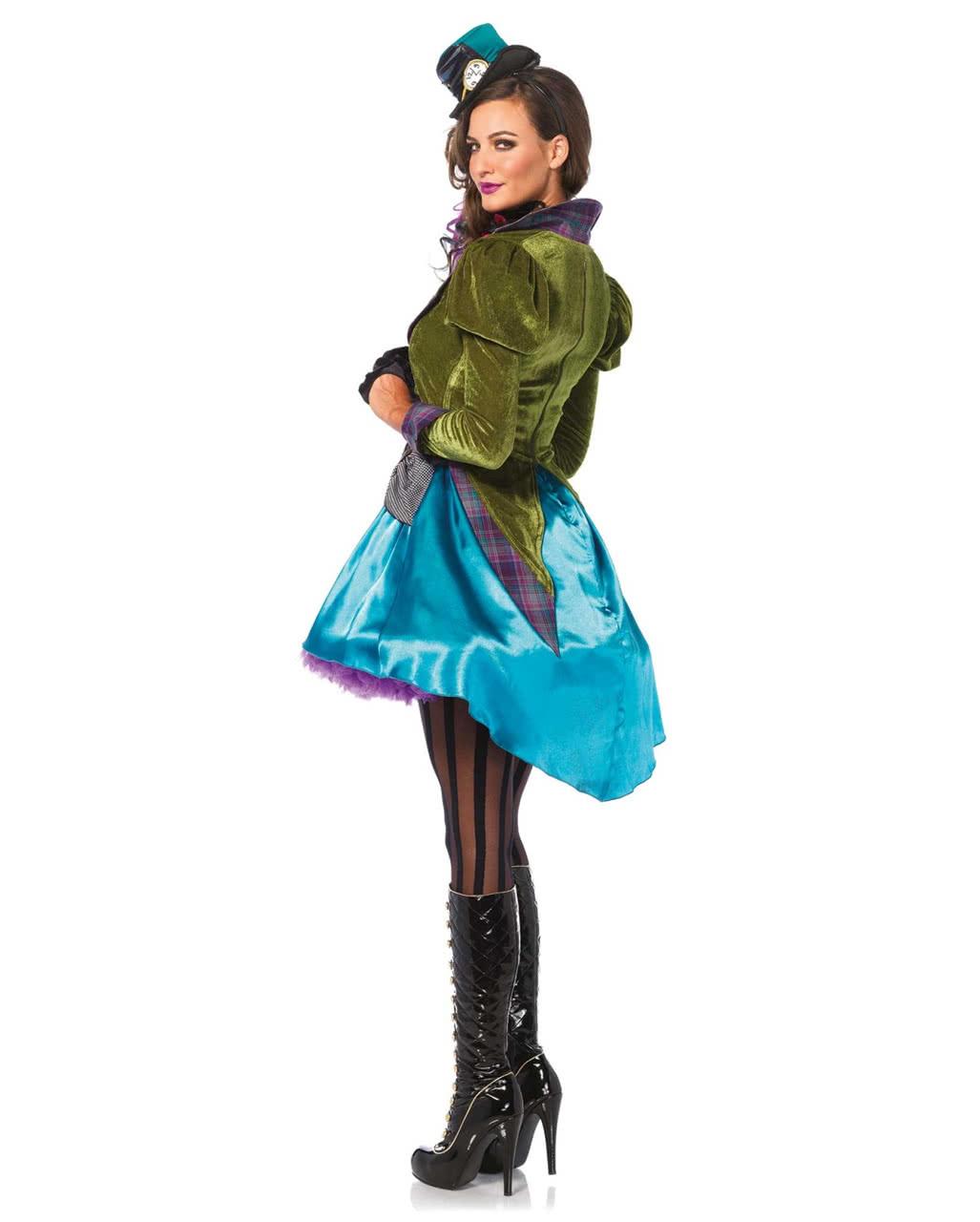 Mad Hatter\'s costume | milliner | horror-shop.com