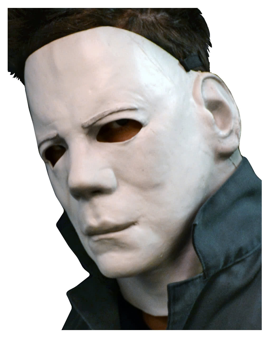 Michael Myers Halloween mask half 2 Horror mask | horror-shop.com