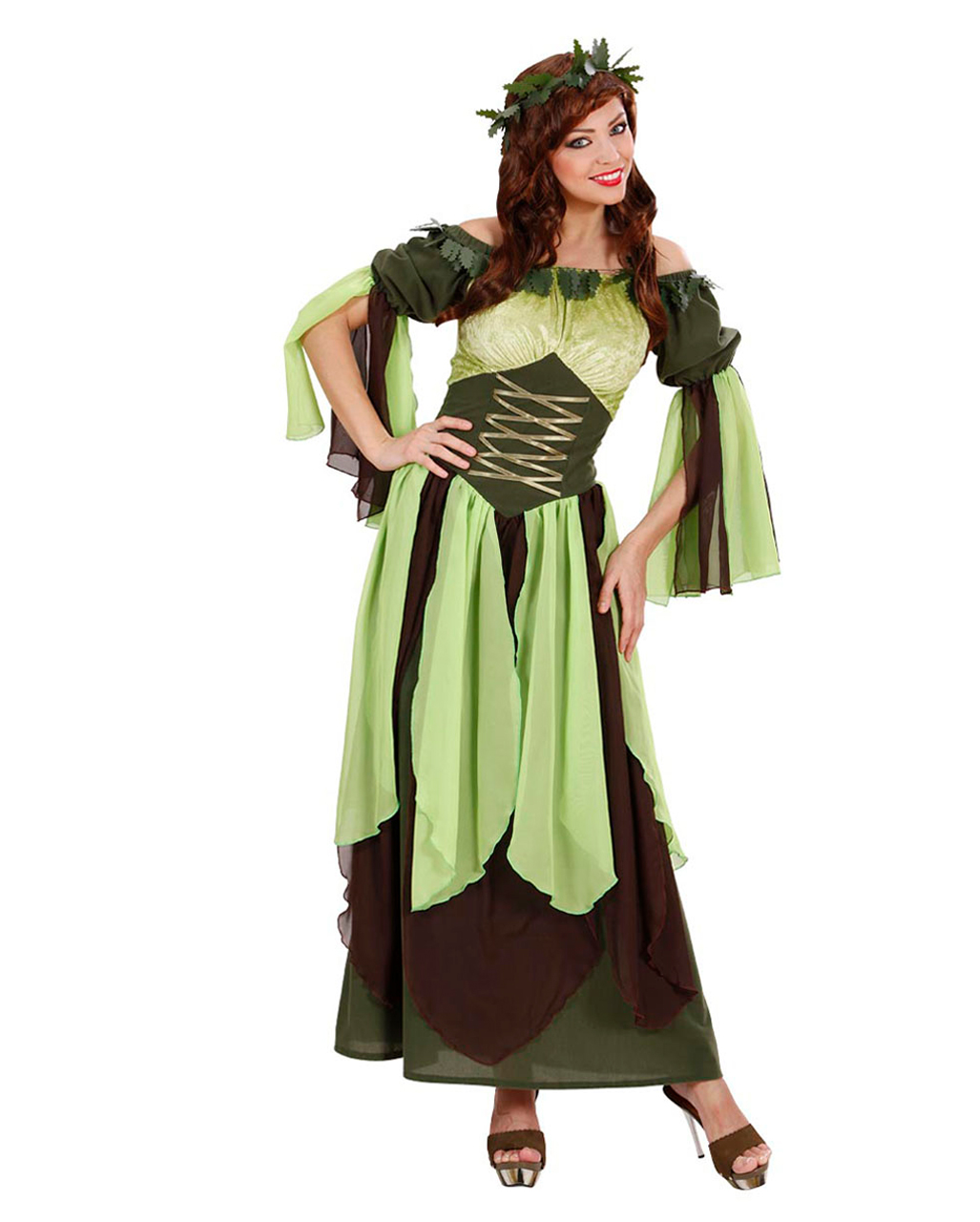 Mother nature costume deluxe fairy costume elf costume horror mother nature costume deluxe mother nature costume deluxe solutioingenieria Image collections