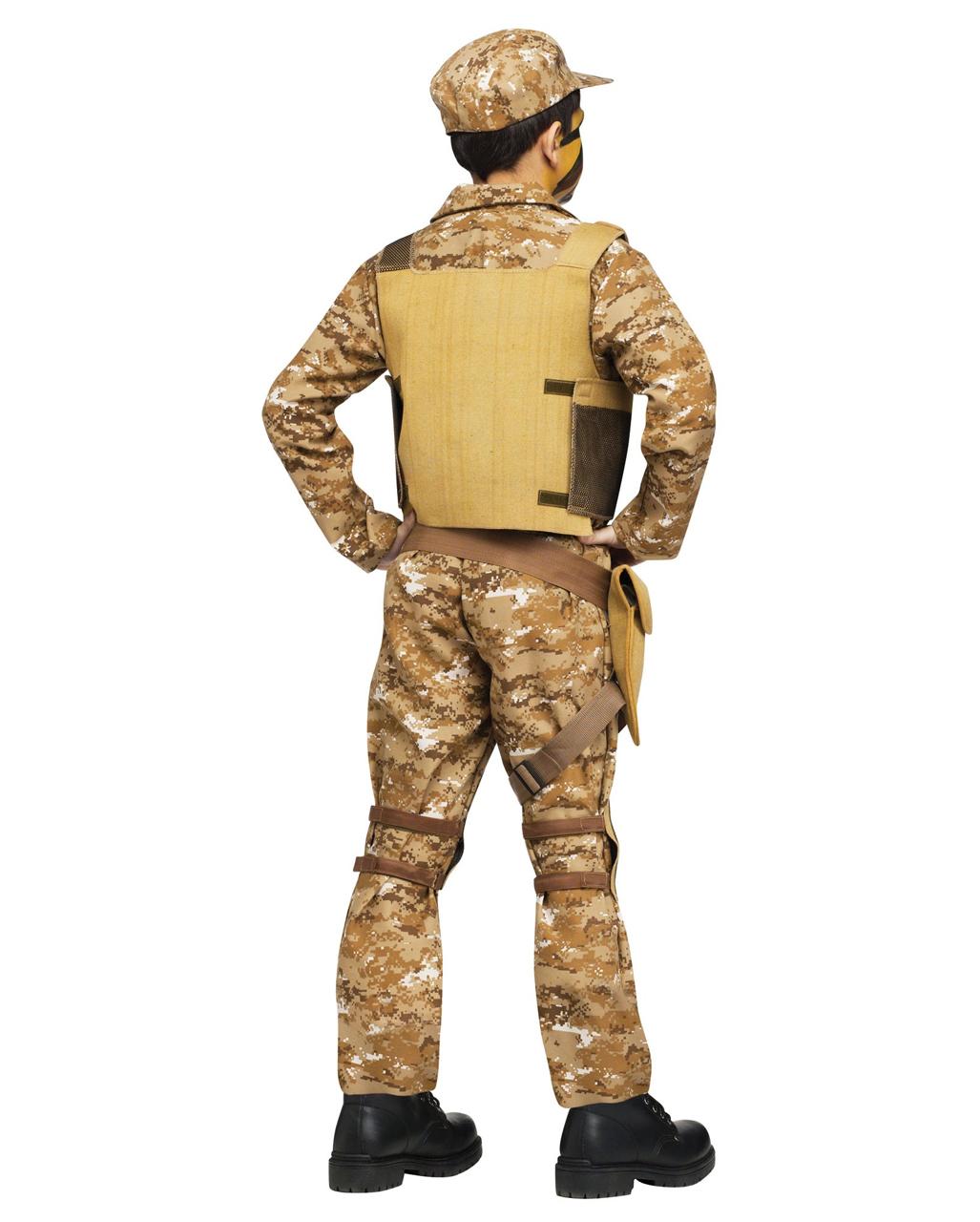 Navy Seal Kids Costume Navy Seal Kids Costume  sc 1 st  Horror-Shop.com & Navy Seal Kids Costume | Military costume for children | horror-shop.com