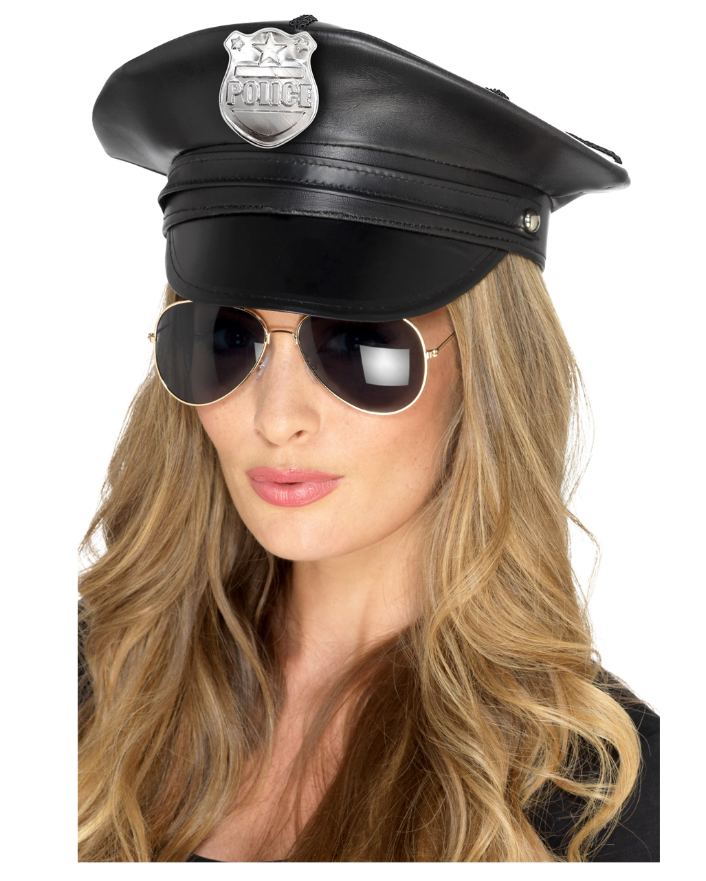 US Police Officer Police Hat US Police Officer Police Hat  sc 1 st  Horror-Shop & US Police Officer Police Hat as an accessory | horror-shop.com