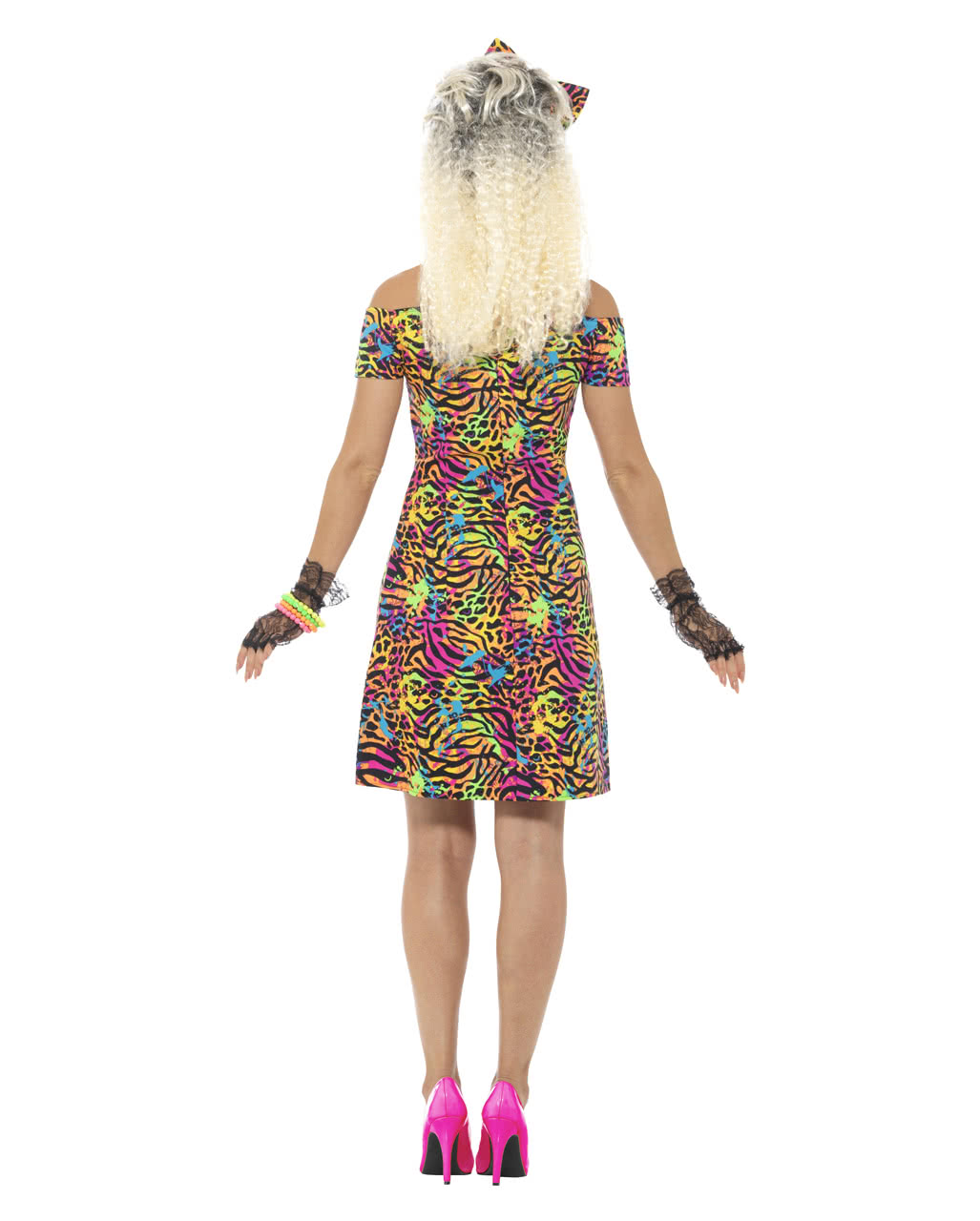 80s Party Animal Costume For carnival | horror-shop.com