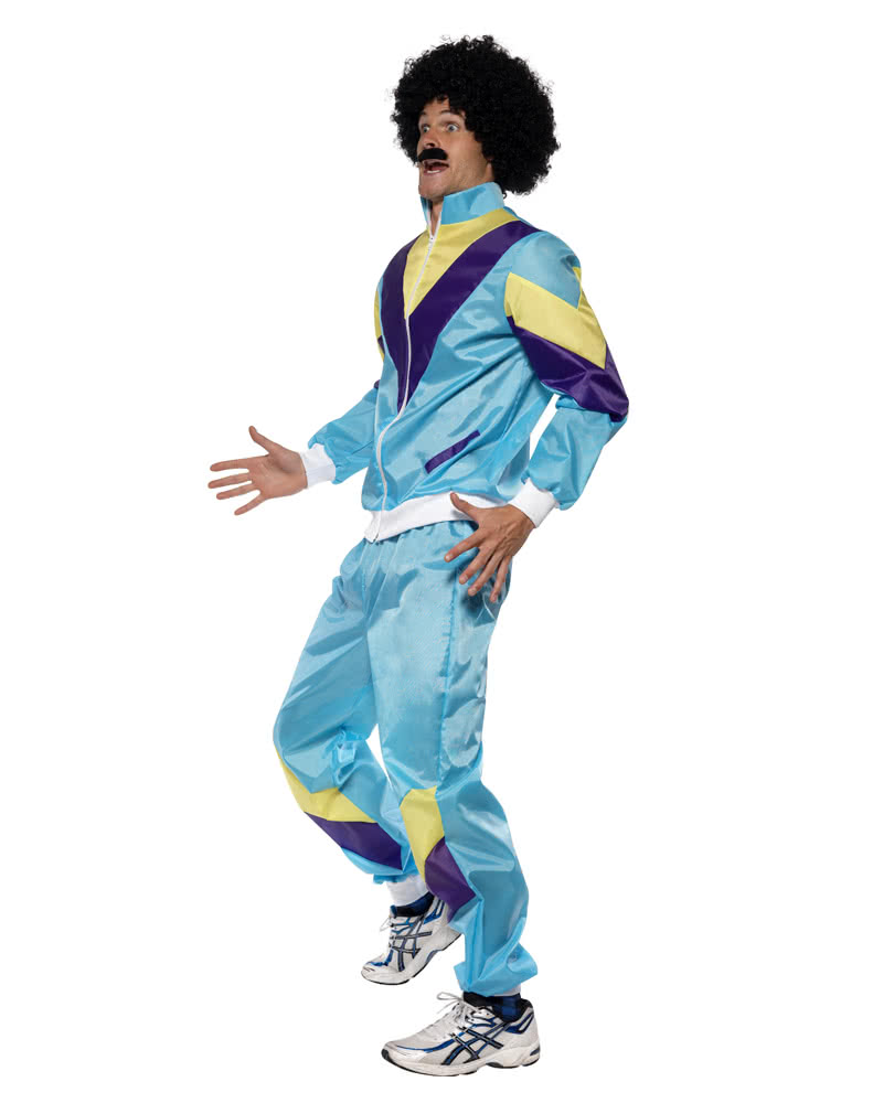 80s Jogging Suit Costume | Manta driver in costume Proll look ...