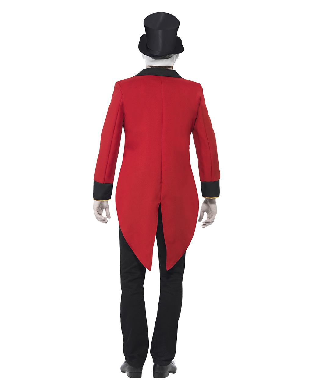 Damonischer Zirkus Direktor Kostum Halloween Horrorkostum Fur