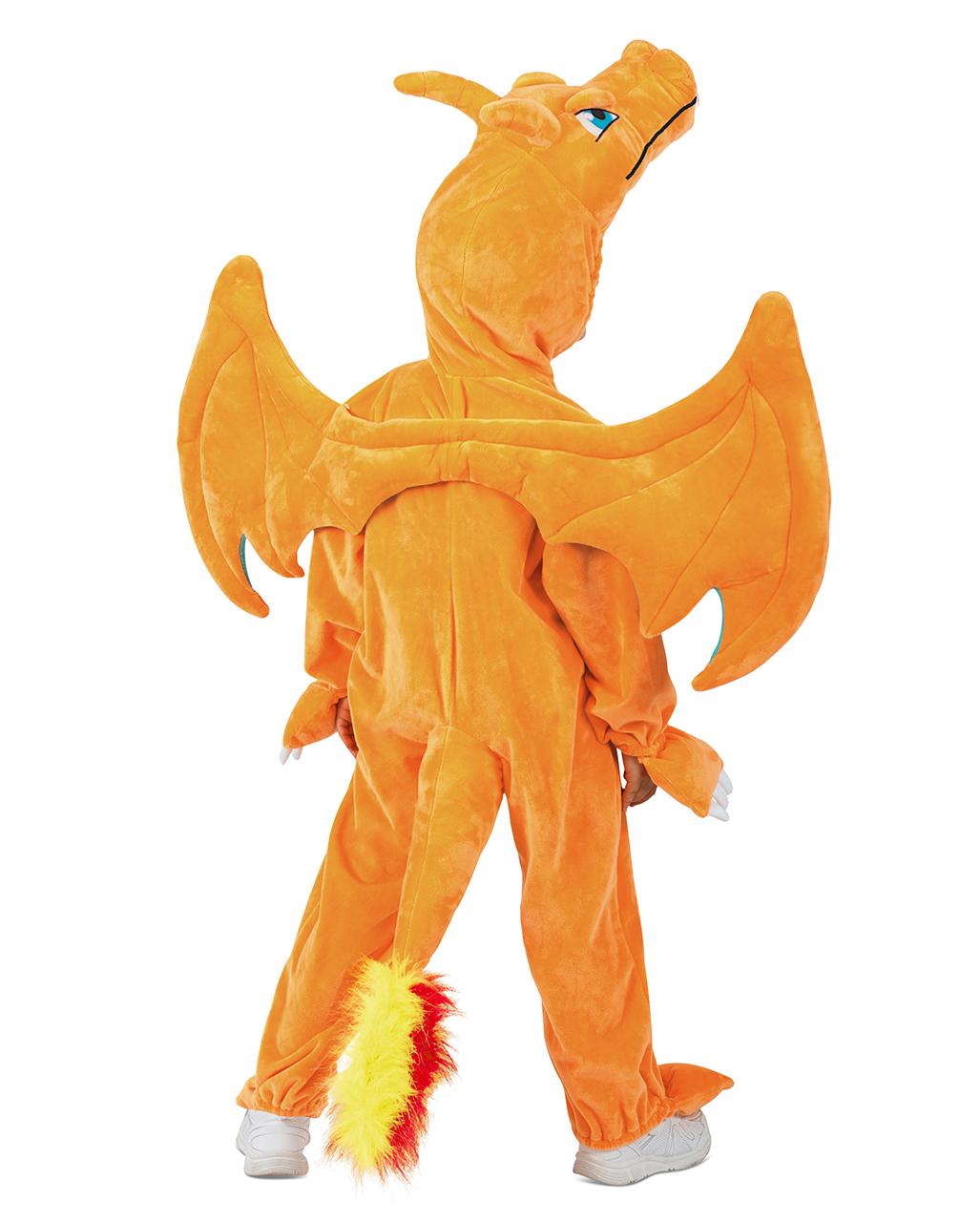 4569abe1b Pokemon Glurak Dragon Child Costume Comic Con | horror-shop.com