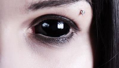 Sclera Kontaktlinsen