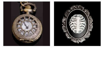 Gothic Jewellery & Accessories
