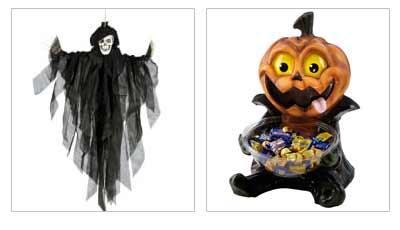 Halloween Deko Figuren