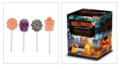 Halloween Süßwaren