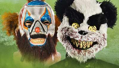 Horror Masken