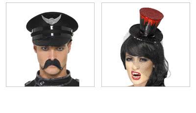 Halloween Hüte