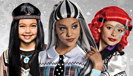 Children's Wigs