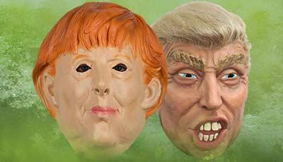 Promi & Politiker Masken
