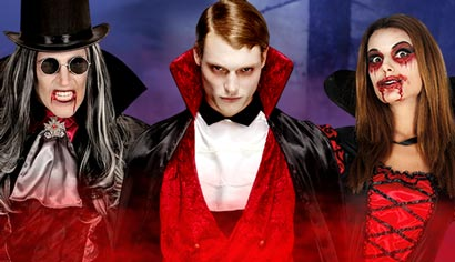 Vampir Kostüme