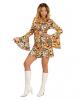 70s Groovy Kostümkleid Bubbles