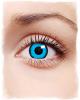 Blue Lunatic Contact Lenses