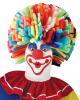 Colorful Clowns Wig Made Of Foam