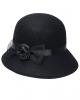 Charleston Flapper Cloche Hat
