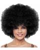 Deluxe Jumbo Afro Wig Black