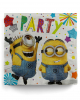 Despicable Me Minion Napkins 16 Pcs