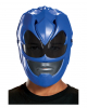 Blue Ranger Kinder Halbmaske Power Rangers