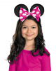 Minnie Mouse Ears With Interchangeable Loop