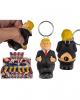 Donald Trump Squeeze Keyring Pendant