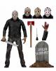Freitag der 13. - Ultimate Jason Action Figur