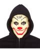 HA! Clown PVC Halbmaske