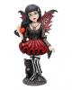 Hazel Gothic Fee Figur 16cm