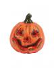 Scary Jack-o-Lantern Kürbis 13 cm