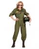 Fightjet Pilot Ladies Costume